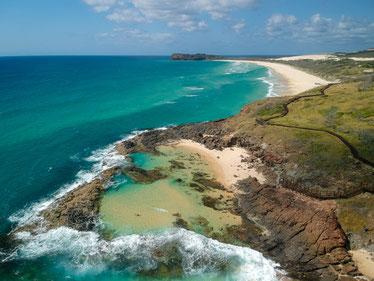 Reisebaustein Fraser Island