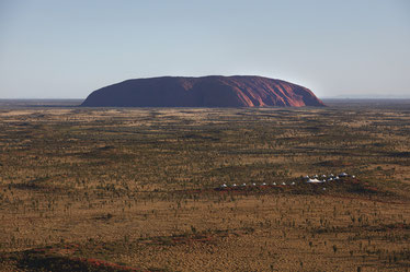 Reisebaustein Uluru - Ayers Rock