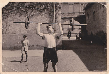 Heinz Kuhn 1953