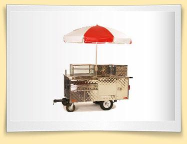 Hot Dog Stand  günstig mieten in Bonn/Köln/Bornheim