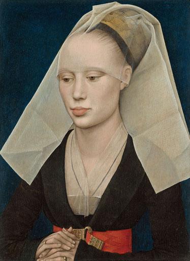 Rogier van der Weyden (ca.1460). Portret van een Dame