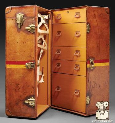 trunk wardrobe Goyard