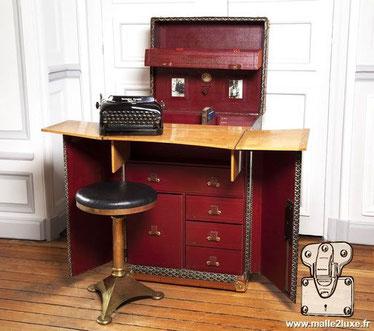 trunk office Sir Arthur Doyle goyard Sherlock holmes
