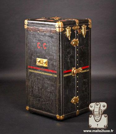 trunk wardrobe Goyard coco chanel 1939