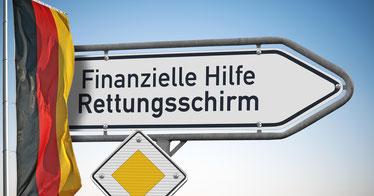 Rettungsschirm für Klein- und Mittelstandsunternehmen