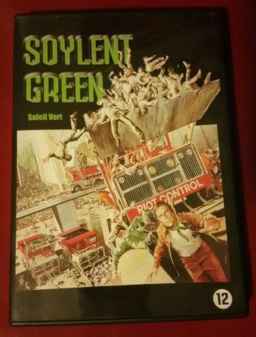 Dvd review soylent green conmose for Soylent europe