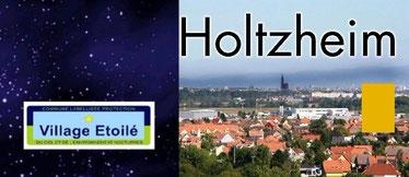 Holtzheim, étoiles, Alsace