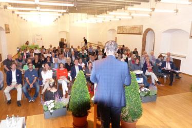 Die Konferenz war wieder gut besucht; Fotos: Hidir Altinok