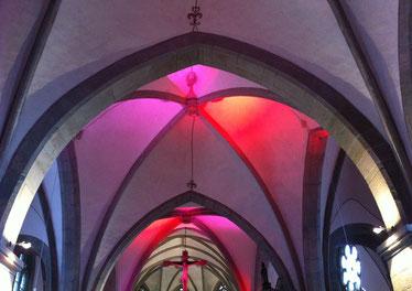 Saxophon in der St Viktir Kirche Schwerte