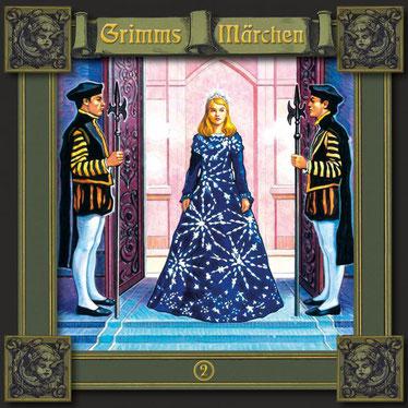 CD-Cover Grimms Märchen Folge 2