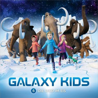 CD-Cover Galaxy Kids - Folge 6