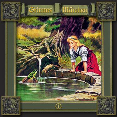 CD-Cover Grimms Märchen Folge 1