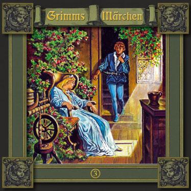 CD-Cover Grimms Märchen Folge 3