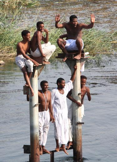 Castingshow am Nil