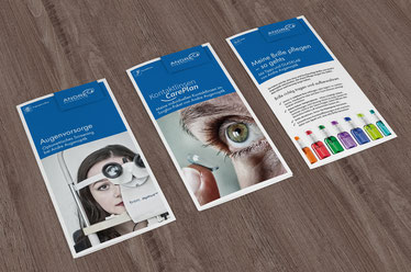Webdesign / Screendesign