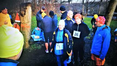 Sigrid Eichner (Nr.1 im Bild) ist seit über 10 Jahren Organisatorin für diese 4-tägige Marathonserie und läuft selbst auch alle 4 Etappen mit...