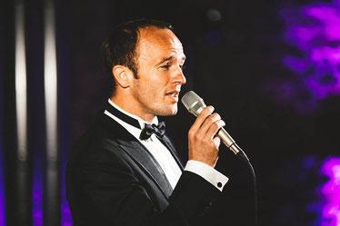 """Christian Bruns ist der """"deutsche Frank Sinatra"""""""
