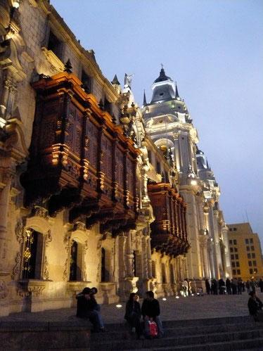 Stadtbesichtigung in Lima mit PERUline