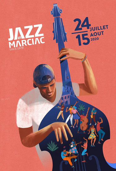 Jazz In Marciac 2020 - Camping gers Arros