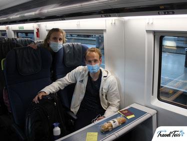 Reizen met de Eurostar naar Londen