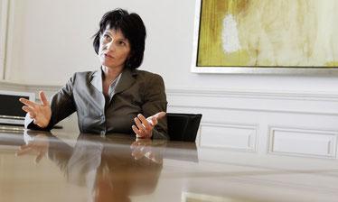Bundespräsidentin Doris Leuthard