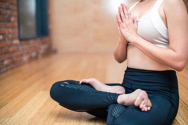Yoga als Faszientraining