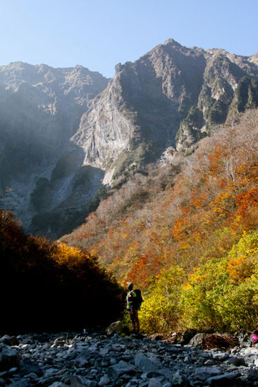 一の倉沢エコハイキング