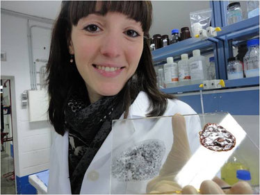 Transparente katalytische Beschichtung zum Rußabbrand ab 300 °C