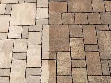 Wetterfeste Versiegelung für Beton- und Steinoberflächen, auch mattiert und rutschhemmend