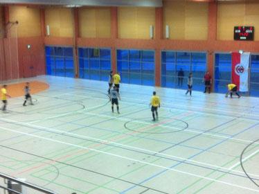 Spiel gegen Wacker Schönwalde