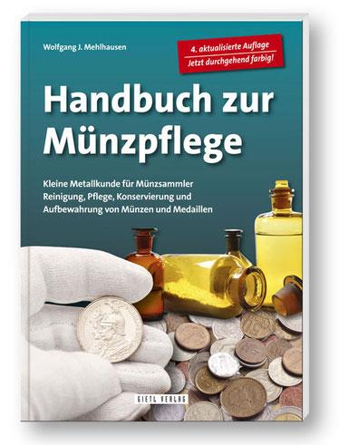 Handbuch Münzenpflege