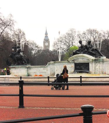 Big Ben Londra Buckingham Palace Inghilterra