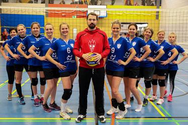 Damenmannschaft GSBV Halle/S.