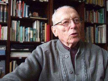Leo Schulze Althoff fiel es leicht, mit Menschen ins Gespräch zu kommen