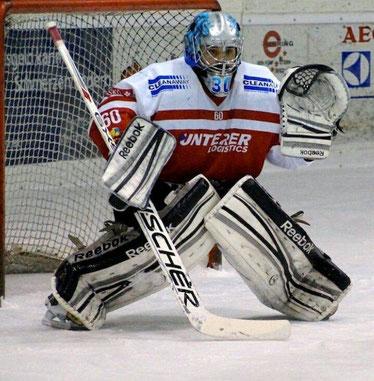 Petr, ein sicherer Rückhalt für die Mannschaft.