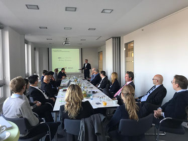Gerrit Stroomann, GMRT HAMBURG Roundtable by Expandeers