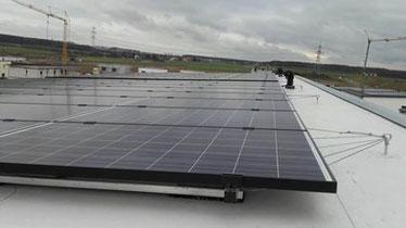 Solar Erlangen Baugebiet 411