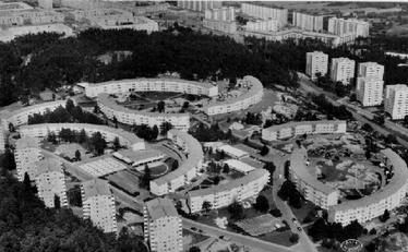 Göteborgs forstad Biskopsgården