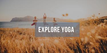 Retreats - Foto: explore Yoga