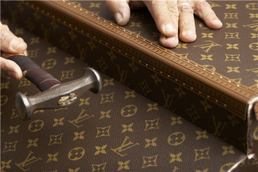 lozine Louis Vuitton Trunk