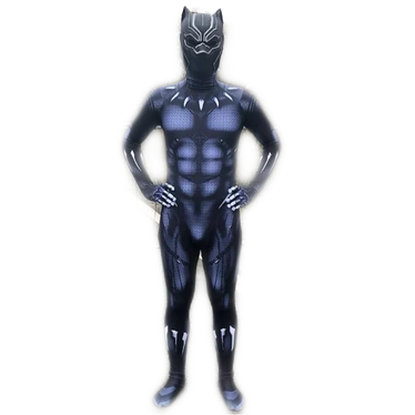 Mascotte-black-panther-roma