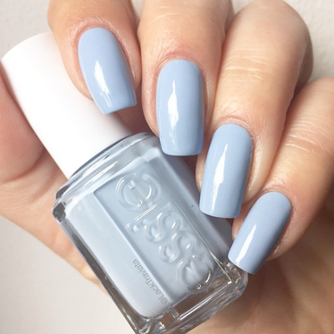 swatch essie salt water happy by LackTraviata