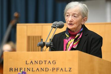 Henriette Kretz (Bild: Landtag Rheinland-Pfalz/Andreas Linsenmann)