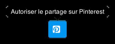 comment paramétrer le module Pinterest Jimdo