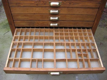 mueble ideal para colección sistemática