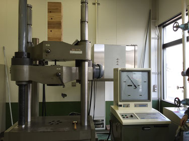 鉄筋引き抜き試験 試験装置