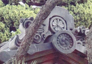 剣酢漿紋は酒井家の家紋です