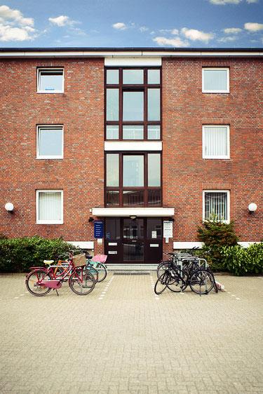 Eingang Betreuungsbüro Oldenburg
