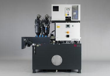 CL5, Hochdruckeinheit, Hochdruckanlage