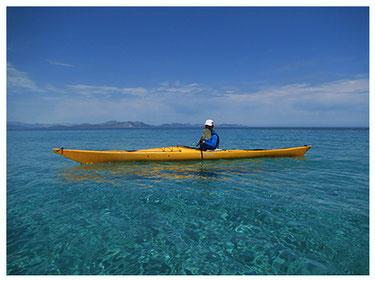 kayak excursion mallorca photos pictures